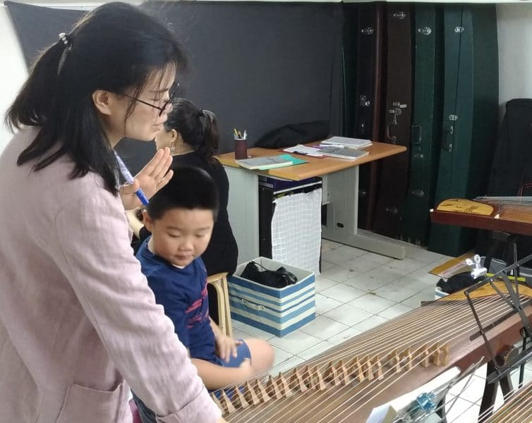 兒童古箏課程